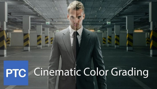 Cinematic Color Grading (Movie Look Effect)