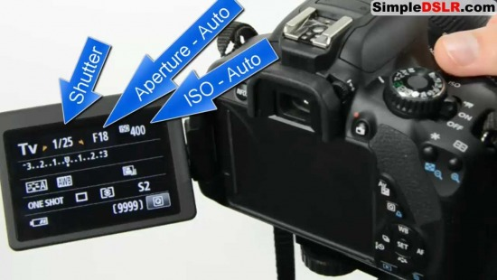 Learn DSLR Camera Basics Shutter Aperture ISO